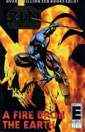 Zen Intergalactic Ninja A Fire Upon the Earth TPB (1994 Entity) 1-1ST