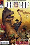Axe Cop Bad Guy Earth (2011 Dark Horse) 2
