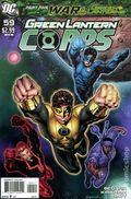 Green Lantern Corps (2006) 59A