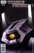 Transformers (2009 IDW) 18A