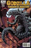 Godzilla Kingdom of Monsters (2011 IDW) 2A
