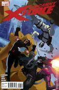 Uncanny X-Force (2010 Marvel) 7A