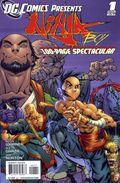 DC Comics Presents Ninja Boy (2011) 1