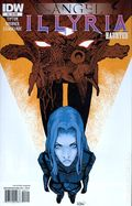 Angel Illyria Haunted (2010 IDW) 4B