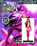 DC Comics Blackest Night Figurine Collection (2011 Eaglemoss) Magazine and Figure #005