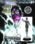 DC Comics Blackest Night Figurine Collection (2011 Eaglemoss) Magazine and Figure #008