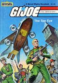 GI Joe The Spy Eye GN (1983 Marvel Books) 1-1ST