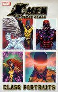X-Men First Class Class Portraits TPB (2011 A Marvel Digest) 1-1ST