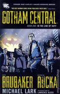 Gotham Central TPB (2011-2012 DC) Deluxe Edition 1-1ST