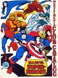 Marvelmania Catalog (1969) 1