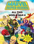 Marvel Super Heroes RPG: All This and World War II (1989 TSR) Official Game Accessory 6885-1ST