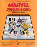 Marvel Super Heroes RPG: Campaign Book (1984 TSR) 1-1ST