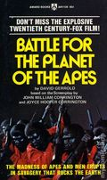 Battle for the Planet of the Apes PB (1973 Novel) 1-REP