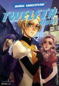 Manga Shakespeare Twelfth Night GN (2011) 1-1ST
