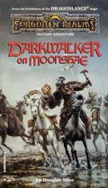 Forgotten Realms Darkwalker on Moonshae PB (1987 TSR Novel) 1-REP