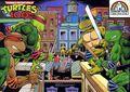 Teenage Mutant Ninja Turtles Jigsaw Puzzle (1987) P-8015