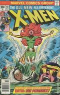 Uncanny X-Men (1963 1st Series) Mark Jewelers 101MJ