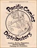 Pacific Comics Catalog 16