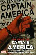 Captain America The Death of Captain America Omnibus HC (2009 Marvel) 1-REP