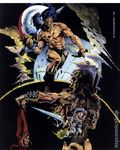 Marvel Comics Art Print (1986-1991) 1988 CONAN