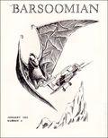 Barsoomian (1952) Fanzine 4R