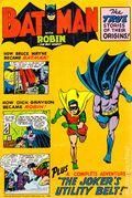 Batman With Robin the Boy Wonder (1966) Golden Record 1966C