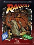 Raiders of the Lost Ark Adventure Pack SC (1984 RPG) 1-1ST