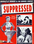 Suppressed (1954-1957 Suppressed Inc) Magazine May 1954