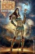 Legend of Isis Return of the Scarab Queen TPB (2011) 1-1ST