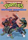 Teenage Mutant Ninja Turtles An Adventure to Color SC (1988 Random House) 4-1ST