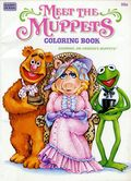 Meet the Muppets Coloring Book SC (1982 Happy House) 1-REP