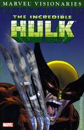 Incredible Hulk Visionaries Peter David TPB (2005-2011 Marvel) 2-REP