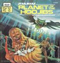 Star Wars Planet Of The Hoojibs Book And Tape (1983) 154DCN