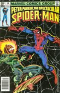 Spectacular Spider-Man (1976 1st Series) Mark Jewelers 56MJ