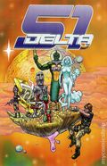 51 Delta GN (2011 Arcana Studios) 1-1ST