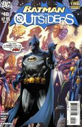 Batman and the Outsiders (2007 2nd Series) 40