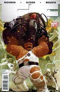 FF (2011 Marvel) 4A