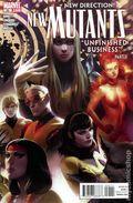 New Mutants (2009 3rd Series) 25A