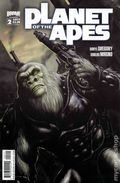 Planet of the Apes (2011 Boom Studios) 2A