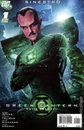 Green Lantern Movie Prequel Sinestro (2011 DC) 1