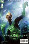 Green Lantern Movie Prequel Tomar Re (2011 DC) 1