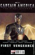 Captain America First Vengeance (2011 Marvel) 1