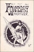 Fantasy Advertiser (1947-1951 Gus Willmorth) Fanzine Vol. 2 #6