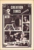 Creation Times (1977) Fanzine 13