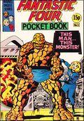 Fantastic Four Pocket Book (UK 1980-1982 Marvel UK) 5