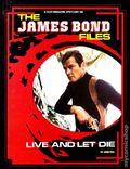 Files Magazine Spotlight on James Bond Live and Let Die SC (1986 Psi Fi Movie Press) 1-1ST