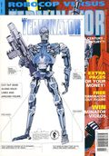 RoboCop vs. Terminator TPB (1992 UK Magazine Edition) 1A-1ST