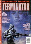 RoboCop vs. Terminator TPB (1992 UK Magazine Edition) 3-1ST