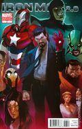 Iron Man 2.0 (2011 Marvel) 3B