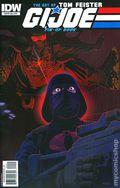 Art of Tom Feister: GI Joe Pin-Up Book (2011 IDW) 0